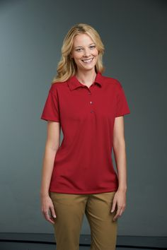 Ladies JERZEES SPORT Polyester Polo http://www.raisingtrend.com/425/jerzees-441w-ladies-jerzees-sport-polyester-polo.html