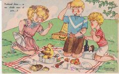 Colección María Claret. ¡Perdonad chicos...!¡Se me olvido cocer el pato!