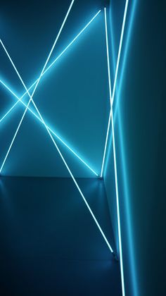 39 Ideas Neon Lighting Installation For 2019 Light Art, Light Bulb, Neon Lighting, Lighting Design, Neon Bleu, Everything Is Blue, Neon Aesthetic, Night Aesthetic, All Of The Lights