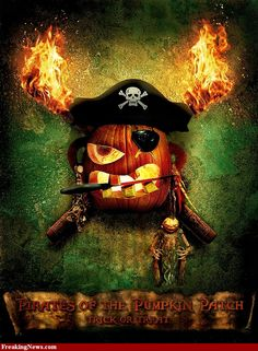 pirates of the pumpkin patch
