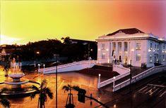 Palácio Rio Branco. Acre, Brasil.