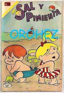 Cool-tura retro. La mejor forma de (re)vivir los ochentas.: Sal y Pimienta (Sugar & Spike)
