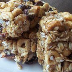 Barres granola super faciles @ qc.allrecipes.ca