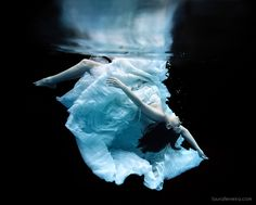 pinterest.com/fra411 #underwater - Trash the Dress II by Laura-Ferreira on DeviantArt