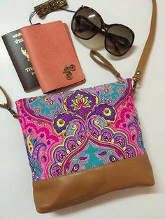 Neon Painting, Painted Bags, Sew Bags, Hippie Bags, Beach Bags, Hobo Bag, Bag Making, Cross Body, Sunglasses Case