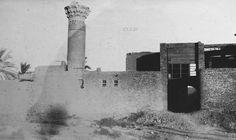 العراق،المسجد الكبير في Kut-al-Amara نم بناؤه من قبل العثمانيين ولكن هدمه القوات البريطانية اثناء احتلال المدينة.تويتر