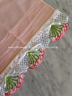 Croche - Barrando Pintinhos... | OFICINA DO BARRADO | Bloglovin'