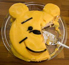 Winnie The Pooh Cakes | Make A Winnie The Pooh Birthday Cake