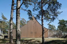 Tham & Videgård Arkitekter, Åke E:son Lindman · Krokholmen House