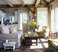Antique Hand-Hewn Timbers Design Gallery | Pioneer Millworks