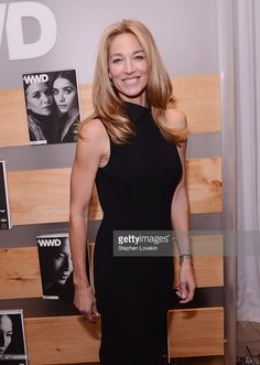 Elaine Irwin attends the WWD Relaunch Party at The NoMad Hotel on April 28, 2015 in New York City.