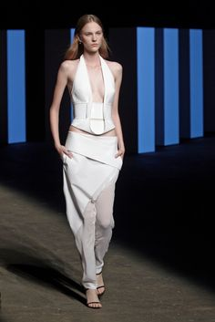 Love this architectural Dion Lee top