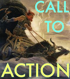 CALL TO ACTION: HEATHENS IN THE MILITARY: Should minority faiths should have same rights as majority religions? 6 years after Open Halls Project​ began working to add Ásatrú & Heathen to U.S. Army's religious preference list, request is tied up. Soldiers following Old Way of Odin, Thor & Freya are denied basic rights given to Christians. We need YOU to tell Army you support equal rights for Heathens. It takes one minute…