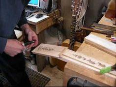 Guitar Neck Building-Five Piece Neck-Thru Guitar Part #1 - YouTube