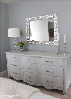 french dressers white gloss - Google Search