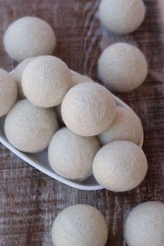 Hometalk :: Magic Wool Dryer Balls