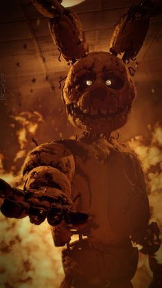 Take My Hand The Fire Doesn't Hurt (fnaf sfm) by JR2417