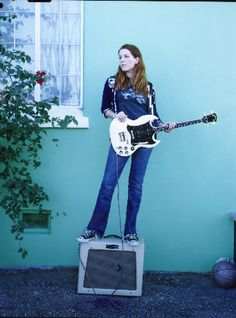 """I heart singer-songwriter Neko Case. """"This Tornado Loves You""""is the best song ever written about unrequited love."""