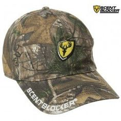 Scent Blocker Ripstop Recon Ball Cap, Real Tree Xtra. Youth Size Available. New Trinity Technology. Durable Cotton/Polyester Ripstop Fabric. Conveniently Adjustable.