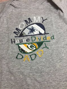 House Divided College T-Shirt Child Personalized T-Shirt Adult ... ba0de9f9a