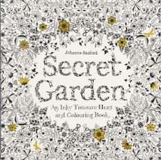 Download Secret Garden by Johanna Basford Ebook, Epub, Pdf. CLICK HERE >> http://ebooks-pdfs.com/secret-garden-an-inky-treasure-hunt-and-coloring-book-by-johanna-basford/
