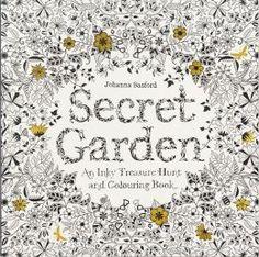 Download Secret Garden by Johanna Basford Ebook, Epub, Pdf. CLICK HERE >> http://ebooks-pdfs.com/secret-garden-an-inky-treasure-hunt-and-coloring-book-by-johanna-basford/