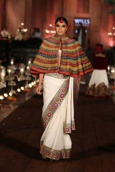 Rohit Bal at Wills Lifestyle India Fashion Week 2015 ! India Fashion Week, Fashion Week 2015, Wills Lifestyle, Rohit Bal, Bollywood Fashion, Bollywood Style, Red S, Saree Collection, Designer Wear