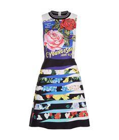 View the Liyali Floral A-Line Dress