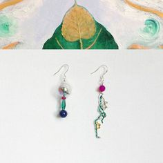 Our Mismatched Moon On The Branch Earrings are boldly bohemian. Find artisan earrings and out-of-the-box fashion jewelry at the Apollo Box marketplace. Apollo Box, Storage Stool, Square Watch, Shaggy, Bling Bling, Sheep, 925 Silver, Unique Gifts, Kids Room
