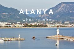 What to see in Alanya? List of the best places to visit in Alanya: Cleopatra Beach, Kale Castle, Harbour, Mosques, Local Markets. Check it out!