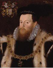 HENRY SIDNEY: Sir Henry Sidney  Date 1573  Medium oil on panel  Dimensions 676 × 525 mm (26.61 × 20.67 in)