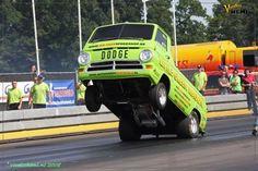 Dodge Wheelstander.