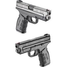 "Springfield 9mm XD Mod.2 4"" Service Model"