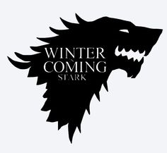 Game of Thrones #Vinyl #Decal Winter is Coming #Stark,  View more on the LINK: http://www.zeppy.io/product/gb/3/216239044/