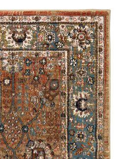 Karastan Spice Market Myanmar Tobacco Area Rug – Incredible Rugs and Decor Dark Carpet, Beige Carpet, Modern Carpet, Room Rugs, Rugs In Living Room, Dining Rooms, Dining Table, Cheap Carpet Runners, Carpet Colors