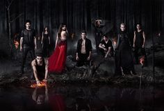 Sexiest TV Cast – The Vampire Diaries