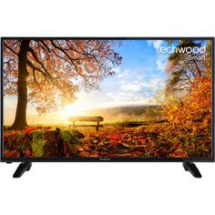 "55AO4SB   Techwood 55"" LED TV   Full HD   ao.com"
