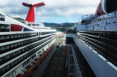 Carnival Victory & Carnival Glory in St. Asia Cruise, Bahamas Cruise, Best Cruise, Cruise Travel, Cruise Vacation, Vacations, Carnival Glory, Carnival Ships, Southern Caribbean Cruise