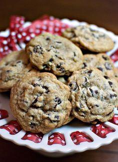 Kahlua chocolate chip cookies. Sounds like heaven