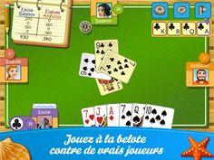 4624c047bae5e Belote et Coinche en ligne - screenshot thumbnail Make New Friends