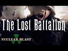 New Sabaton yesssssss my favorite band JC Way SABATON - The Lost Battalion (OFFICIAL LYRIC VIDEO) #conspire420 #hiphopanonymous #undergroundhiphop