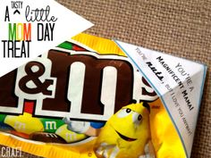 Youre a Magnificent Mama {and youre nuts, but I love you anyway}: Mothers day treat