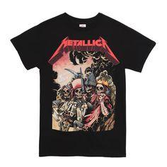 b8489906 Details about METALLICA T-Shirt Four Horsemen Kill Em All New Authentic  Rock Metal Tee S-3XL