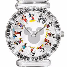 A Mickey Mouse Watch You Will Never Take Off