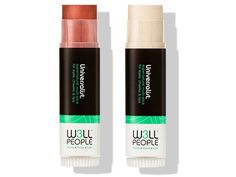 UNIVERSALIST MULTI-USE STICK DUO by W3LL PEOPLE from No More Dirty Looks - Siobhan O'Connor and Alexandra Spunton OpenSky