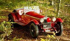 1931 Alfa Romeo 6C 1750 5E Serie a Compresseur Spider Gran Sport