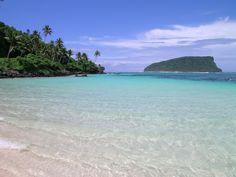 Lalomanu Beach, Upolo, Western Samoa