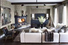 Kourtney kardashian living room