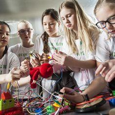 Makerskola – Innovation, kreativitet och lärande