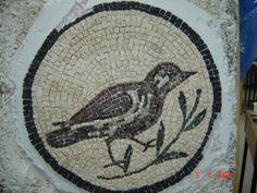 mosaique marbre